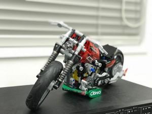 レゴバイク